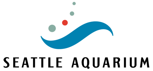 The logo of Seattle Aquarium.
