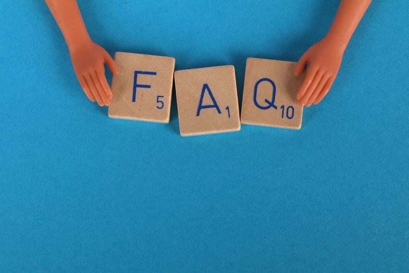 FAQ on blocks.