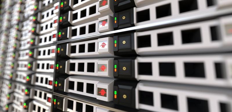 A server system.