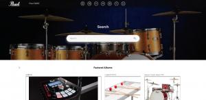 pearl drums portal