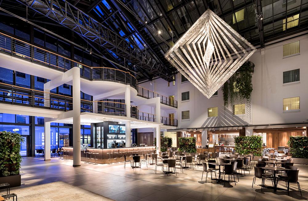 ESTREL Hotel Berlin nutzt Canto