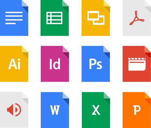 A screenshot of the Google Drive interface.