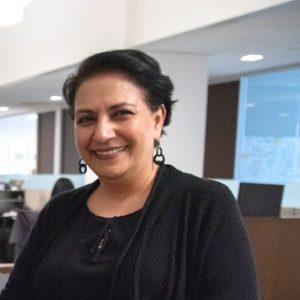 Azita Shahidi, Design Development Director, Godiva