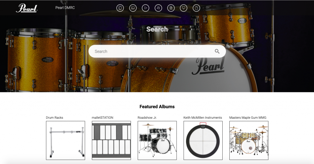 Pearl Drums Canto Portal