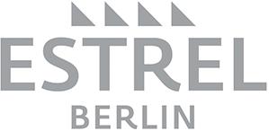 Das Logo von ESTREL Hotel.