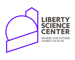 Libery Science Center logo