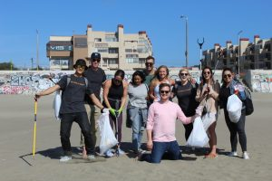 Canto Cares Ocean Beach Cleanup