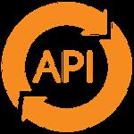Das Logo für die API.