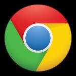 Das Logo von Google Chrome.