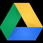Das Logo von Google Drive.