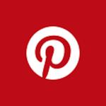 Das Logo von Pinterest.