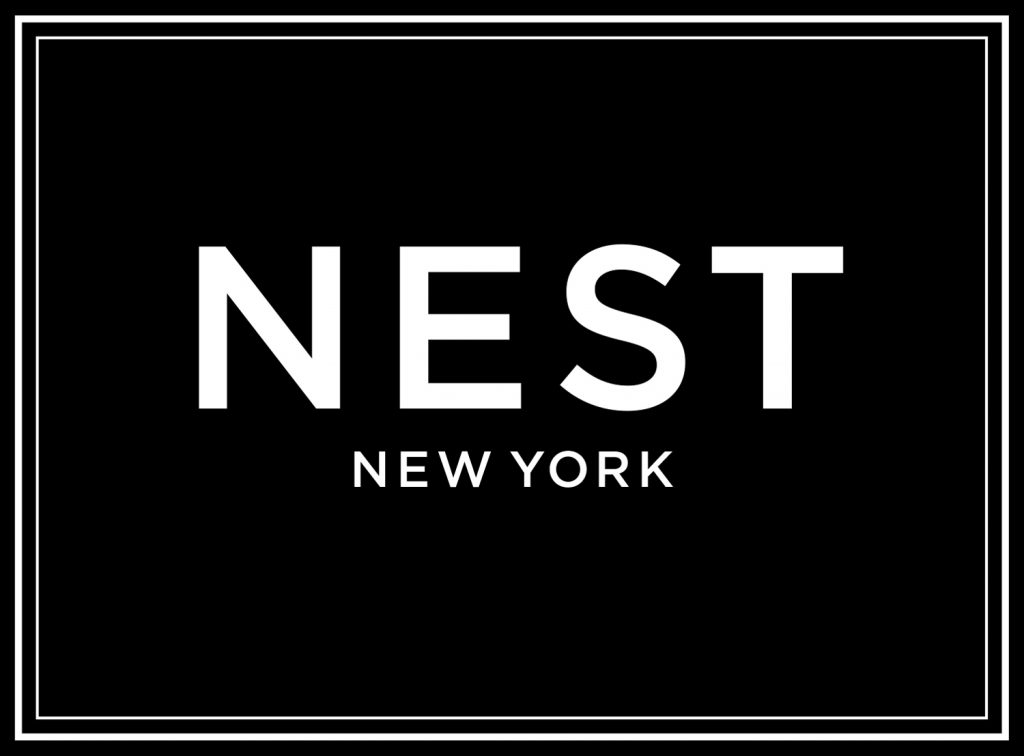 The logo of NEST Fragrances.