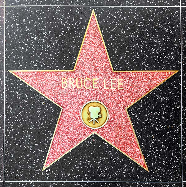 bruce lee star in LA