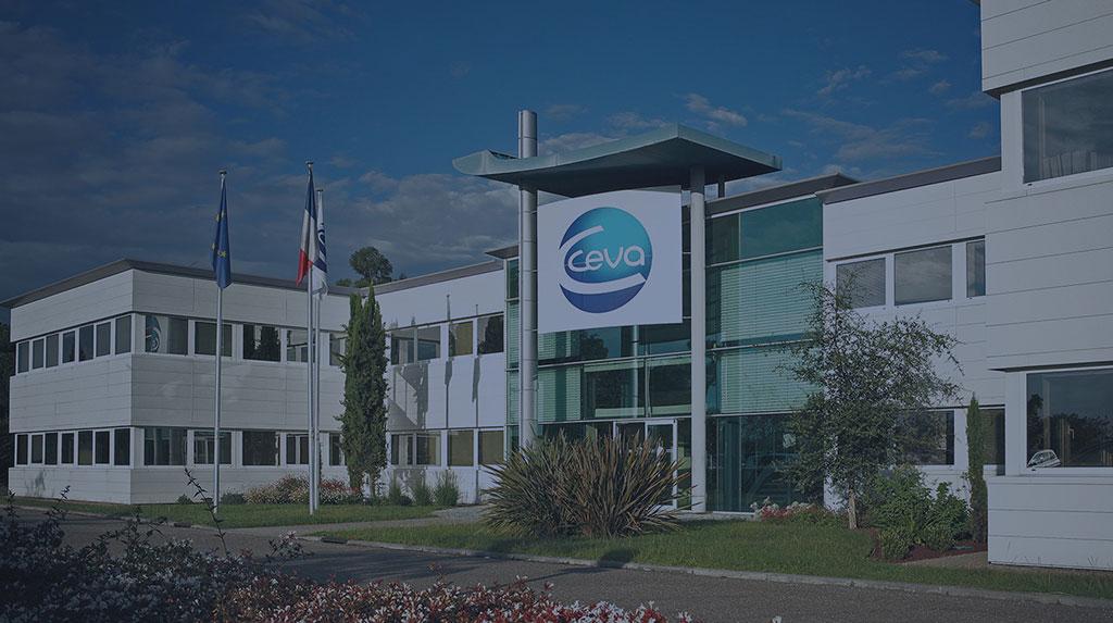 The building of Ceva Sante Animale