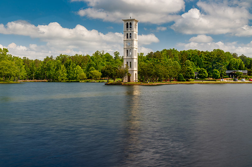 furman university aussicht