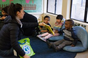 Tandem Partners in Early Learning + Canto Book Drive