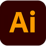 The logo of Adobe Illustrator.