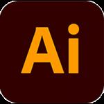 Das Logo von Adobe Illustrator.