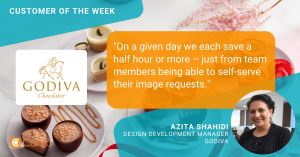 Quote of Azida Shahidi from Godiva