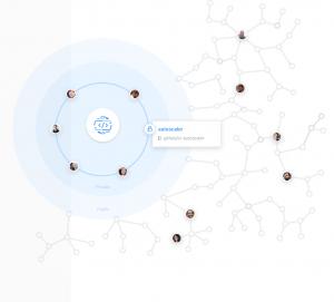 Ein Screenshot der Benutzeroberfläche von GitHub, das eine Slack-Integration hat.