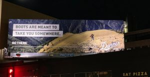 Picture of a billboard.