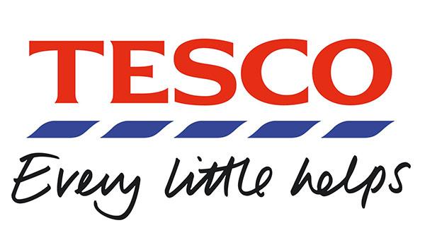 The Tesco brand slogan.