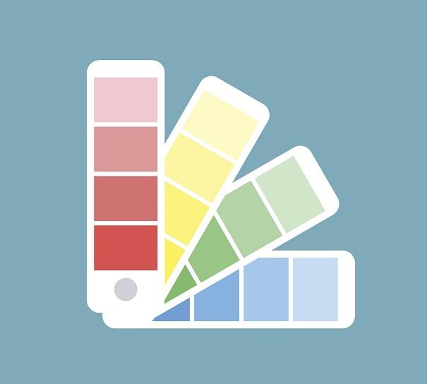 A color book.