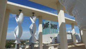 Ein Foto des Gebäudes der OMRF.