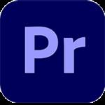 Das Logo von Premiere Pro.