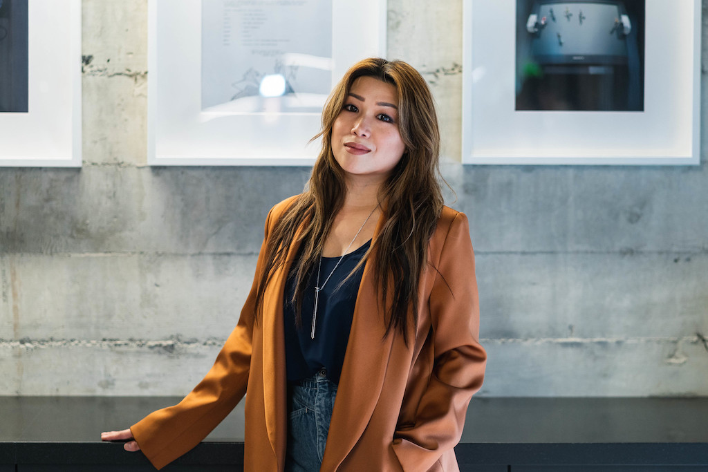 i Chang, an industrial designer and co-founder of adult toys company Crave.