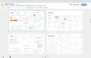 Ein Screenshot der Benutzeroberfläche der Software Percolate, einer guten Lösung aus dem Bereich der Marketingtechnologie.