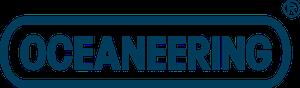 The logo of Oceaneering.