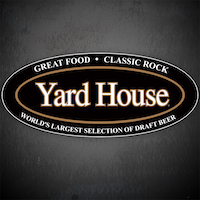 The logo of Yard House.
