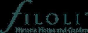 The logo of Filoli.