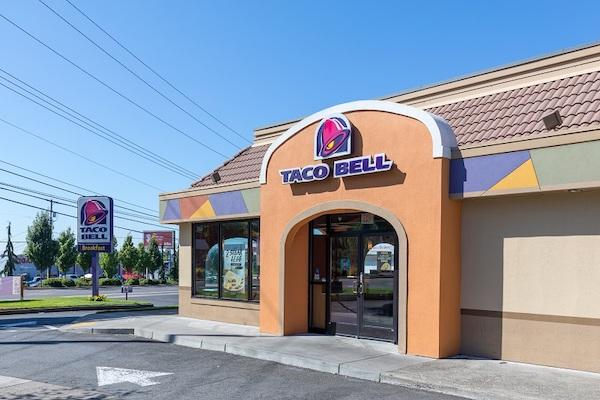 Eine Taco Bell-Filiale, ein Beispiel für erfolgreiche Marken.