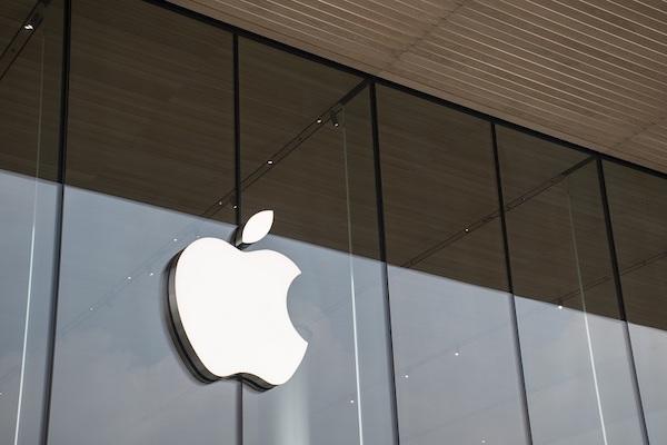 Ein Ladengeschäft von Apple, ein Beispiel für erfolgreiche Marken.