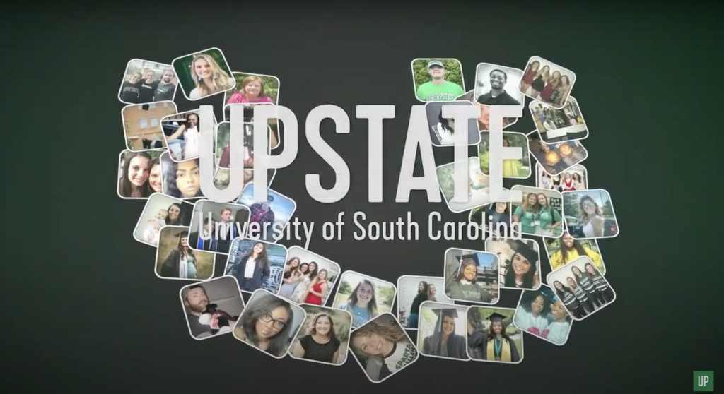 Image from the University of South Carolina Upstate.