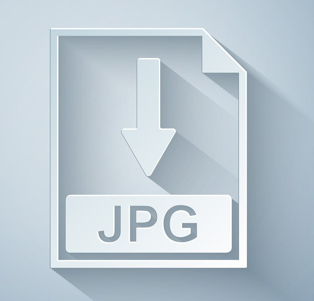 The JPG file icon.