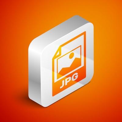 Das Dateisymbol für das JPG-Bildformat.
