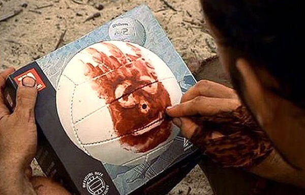 Wilson from the movie 'Castaway'.