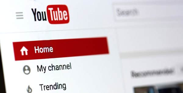 Ein Screenshot von YouTube, eine Plattform, über die man Markenbekanntheit aufbauen kann.