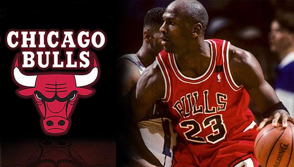 Der NBA-Superstar Michael Jordan.