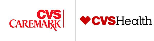 Das Logo von CVS.