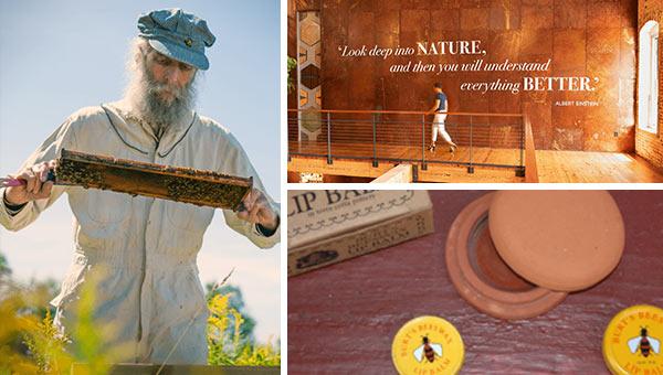 Der Gründer von Burt's Bees.