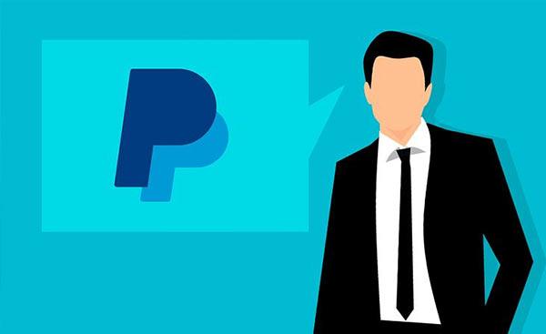 Eine Illustration von PayPal.