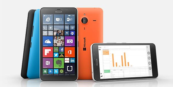 Das Windows Phone.