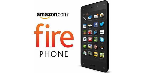 Das Amazon Fire Phone.