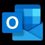 Das Logo von Outlook.