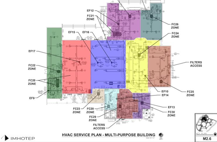 blueprint map