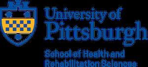 U Pitt SHRS logo